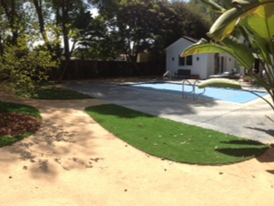 Fake Grass Carpet Ventana, Arizona Landscape Ideas, Pool Designs artificial grass