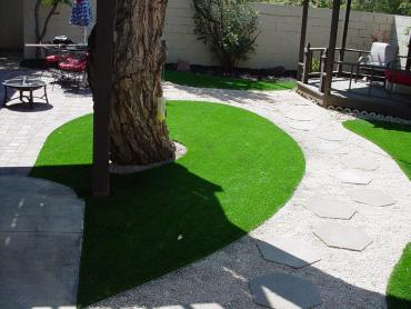 Artificial Grass Photos: Synthetic Grass Mescal, Arizona Landscape Rock, Backyard Garden Ideas