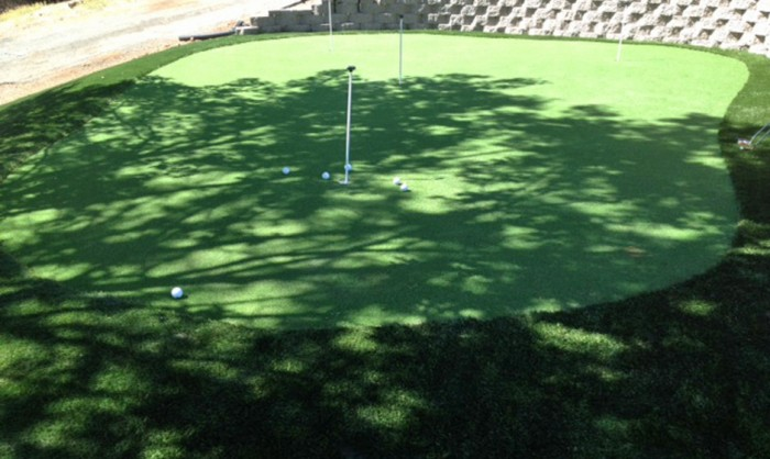 Putting Greens, Artificial Golf Putting Green in Arizona