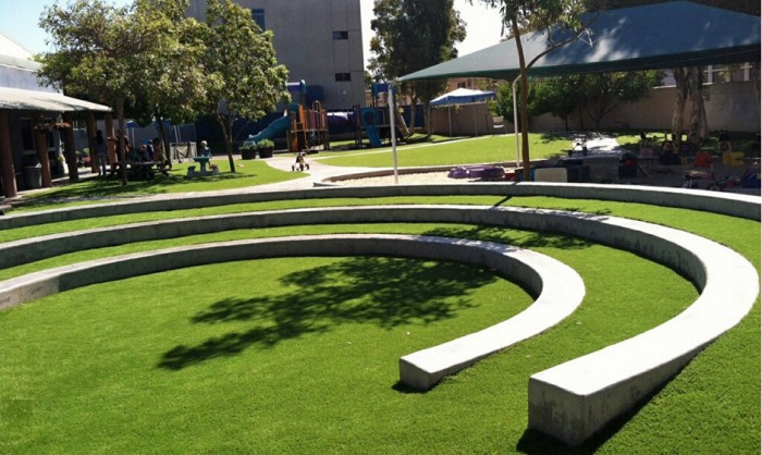 Artificial Grass for Playgrounds in Phoenix